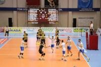 ÖZKAN MUTLUGİL - Erkekler Voleybol 1. Lig'de Şampiyon Halkbank