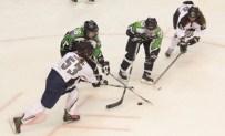 MURAT EREN - Kadınlar Ligi Şampiyonu Buz Korsanları Oldu