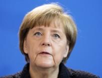 BİLD - Merkel hakkında inanılmaz iddia