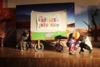 Taşköprü Belediyesi'nden Miniklere Yönelik Tiyatro Oyunu