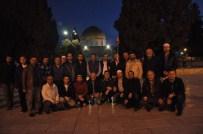 Trabzon'lu İş Adamları Mescid-İ Aksa'yı Ziyaret Etti