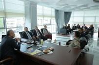 ŞENOL ESMER - Başkan Tekintaş Açıklaması 'Milletimize En İyi Hizmeti Sunmak İçin Çalışıyoruz'