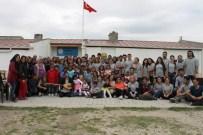 KıZıLCAÖREN - Gülen Yüzler İçin 'Şehirden Çıktım Köye' Projesi