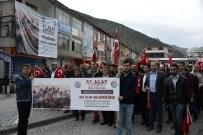 ERCAN ÇİMEN - Gümüşhane'de 57.Alay'a Ahde Vefa Yürüyüşü