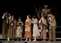 HÜSEYIN MUTLU - Karşıyakalı Tiyatroculardan İzleyici Rekoru