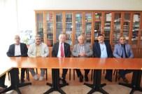 MEHMET ERDEM - MHP'den, Cem Vakfı'na Ziyaret
