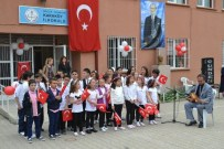 AHMET KARATAŞ - Pazaryeri Karaköy'de 23 Nisan Coşkusu