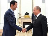 PETROL RAFİNERİSİ - Suriye ile Rusya'dan dev anlaşma