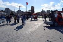 YAYALAŞTIRMA - Taksim 1 Mayıs'a Hazır