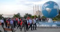 MEHMET TOSUN - Adana'da 57. Alay Vefa Yürüyüşü