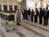ANKARA ÇAYI - 8 yaşındaki Serdar Kandemir'in cenazesi toprağa verildi