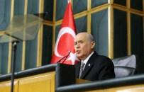 EMİN HALUK AYHAN - Bahçeli'den Erdoğan'ın 'Dolmabahçe' Açıklamasına Destek