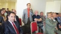 HÜSEYIN AKTAŞ - Burhaniyeli Turizmci Teleferik Yapılmasını İstedi