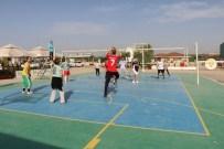 BURSAGAZ - Bursagaz Voleybol Turnuvası Başladı