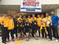MURAT AYDEMIR - Düzce Üniversitesi Kupalara Doymuyor