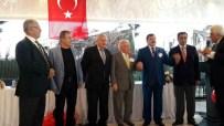 KEMAL ŞAHIN - Gaziantepliler Federasyonunun Yeni Başkanı Necati Göksu