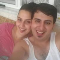 Genç çift kazada hayatını kaybetti