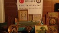 HİLYE-İ ŞERİF - İstanbul'da 20 Milyon Dolarlık Tarihi Eser Operasyonu