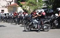 TEPECIK EĞITIM VE ARAŞTıRMA HASTANESI - İzmir Polisinden Dev Tatbikat