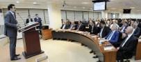 KTO'da Fuarlarla İlgili İstişare Toplantısı