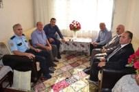 DENIZ KıDEMLI - Lapseki'de Şehit Ve Gazi Ailelerine Ziyaret