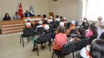 MEHMET GÜNER - Öğrencilerden, Yeşilyurt Belediyesine Ziyaret