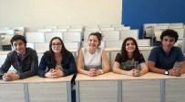 KABATAŞ ERKEK LISESI - Özel Sanko Liseleri Münazara Takımı Finallerde
