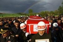 Şehit Olmadan Önce Türk Bayrağı İstemiş