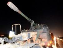 ASKERİ SEVKİYATI - Kilis'e, askeri sevkiyat yapıldı.