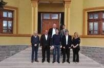 ŞEHİR MÜZESİ - Albay İbrahim Çolak'ın Torunu Şehir Müzesini Ziyaret Etti