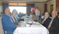 ŞEHİT AİLELERİ - Aydın Şehit Aileleri Yemekte Buluştu