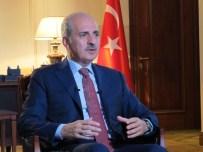 BÜROKRATİK OLİGARŞİ - Başbakan Yardımcısı Numan Kurtulmuş Açıklaması