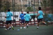 ORHANGAZİSPOR - Bodrumspor, Play-Off Öncesi Son Maçına Hazırlanıyor
