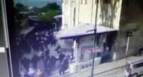 İNTIHAR - Bursa'daki Terör Saldırısı Kamerada
