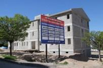 CEVHER DUDAYEV - Çetinel Kur'an-I İlimler Merkezi'nin Yapımı Devam Ediyor
