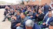NEDIM AKMEŞE - Gevaş Belediyesi Yeni Hizmet Binasının Temeli Atıldı