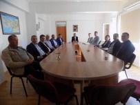 Gömeç'te Çiftçi Malları Koruma Başkanlığı Murakabe Heyeti Toplandı