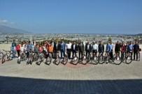SAĞLIKLI HAYAT - İlk Kez Bisikletleri Oldu