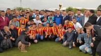 ŞEKER İŞ SENDIKASı - Kayseri Şeker Futbol Turnuvasında 25 Takım Mücadele Etti
