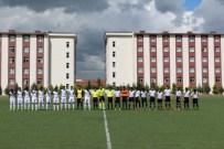 FARUK ÖZÇELIK - Kyk Futbol Turnuvası Bölge Finalleri Denizli'de Yapılıyor