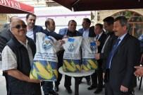 MISIR TOHUMU - Ladik'e Kırsal Kalkınma Desteği
