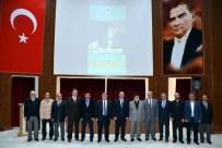 HASAN KESKIN - NKÜ'de 'Ümmet Olma Sorumluluğu' Konferansı