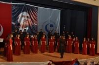 KARKıN - Üniversite'de, 10. Yıl Koro Konseri Düzenlendi