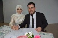 MUSTAFA TAŞ - Ünlü Türkücü Kızılcahamam'da Evlendi
