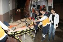 BÜŞRA ŞAHİN - Zeytin Ağacına Çarpan Otomobilin Sürücüsü Öldü