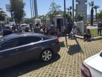 OKSİJEN SEVİYESİ - AK Parti İzmir İl Binasında Zehirli Gaz Alarmı