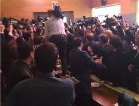 MECLİS ANAYASA KOMİSYONU - Anayasa Komisyonu'nda gerginlik