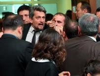 MECLİS ANAYASA KOMİSYONU - Anayasa Komisyonu'nda yumruklu kavga