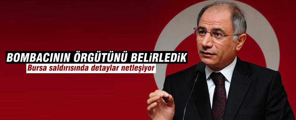 iİçişleri Bakanı Ala: Teröristin örgütü belli oldu