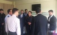 SELÇUK ÇETIN - Başkan Çetin, GATA'da Gazileri Ziyaret Etti